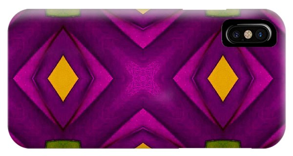 Vibrant Geometric Design IPhone Case