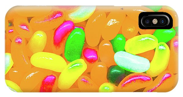 Vibrant Jelly Beans IPhone Case