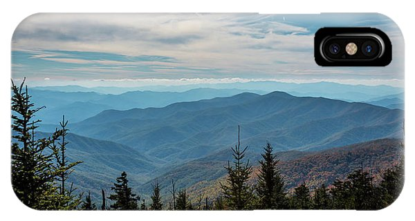 View From Clingman's Dome IPhone Case