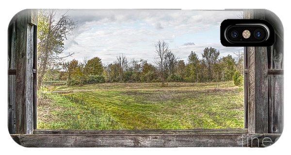 View Into Ohio's Nature IPhone Case