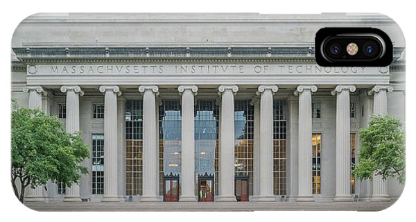 iPhone Case - View Of Massachusetts Institute by Panoramic Images