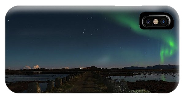 Viking Path IPhone Case