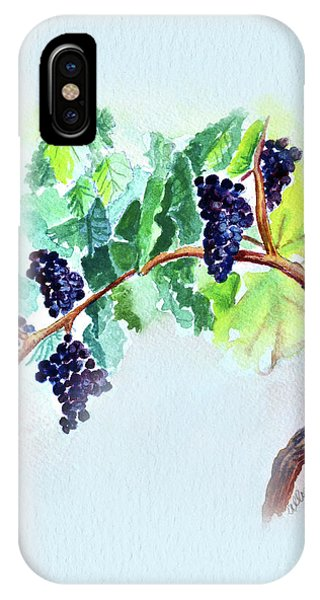 Vine And Branch IPhone Case