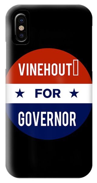 Vinehout For Governor 2018 IPhone Case