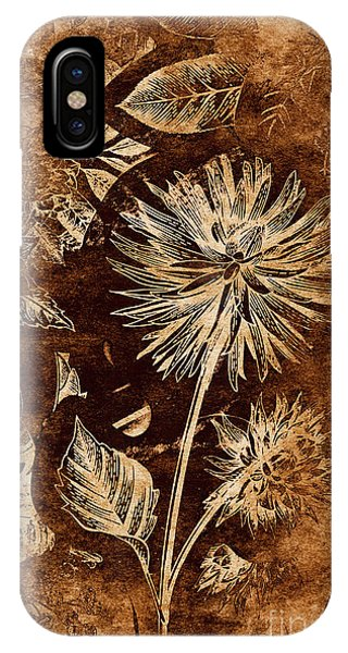 Romantic Background iPhone Case - Vintage Blossom by Jorgo Photography - Wall Art Gallery