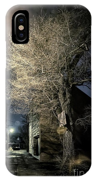 Building iPhone Case - If Trees Could Talk by Bruno Passigatti
