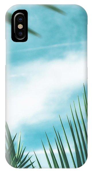 Vintage Palms II IPhone Case