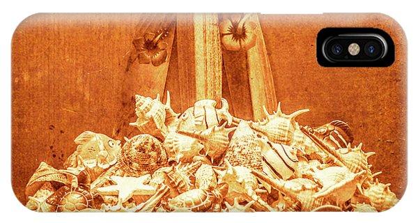 Surfboard iPhone Case - Vintage Summer Still by Jorgo Photography - Wall Art Gallery