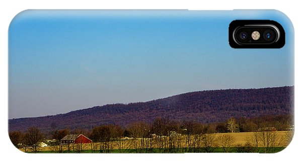 Virginia Mountain Landscape IPhone Case