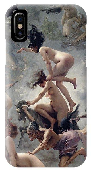 Voodoo iPhone Case - Vision De Faust by Luis Falero