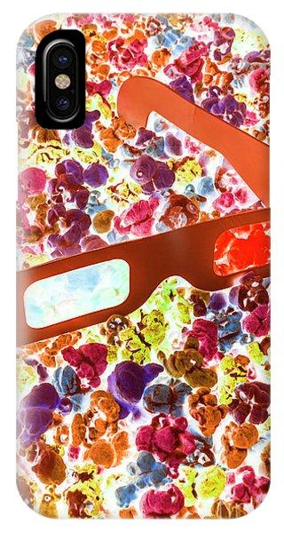 Movie iPhone Case - Visual Pop Art by Jorgo Photography - Wall Art Gallery