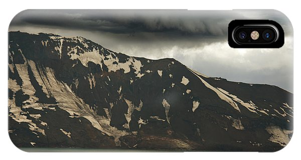 Hot iPhone Case - Vitio Geothermal Lake ,askja ,iceland by Galyna Andrushko