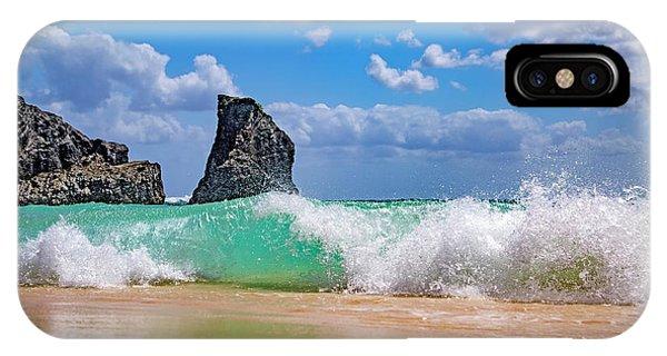 Carribbean iPhone Case - Warm Coastal Greetings by Betsy Knapp