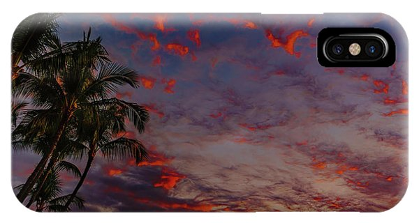 Warm Sky IPhone Case