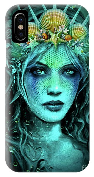 Water Queen IPhone Case