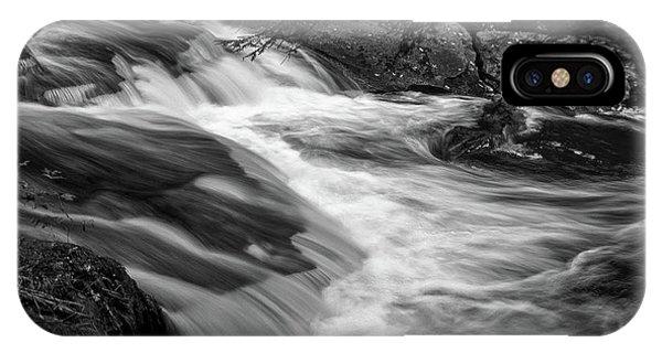 Waterfalls At Ricketts Glenn IPhone Case