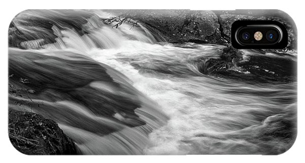 Waterfalls At Ricketts Glenn IPhone Case