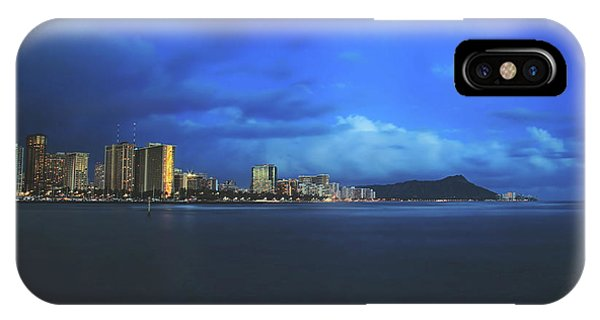 Oahu iPhone Case - We Always Make It Through by Laurie Search