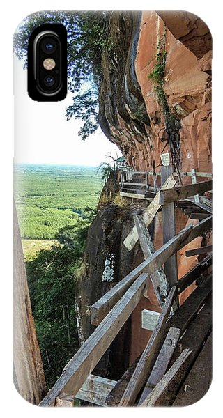 We Take Our Guests Here If They Are Brave Enough IPhone Case