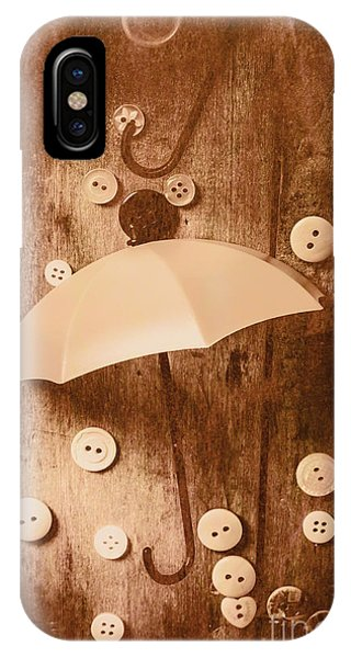Parasol iPhone Case - Weathered by Jorgo Photography - Wall Art Gallery