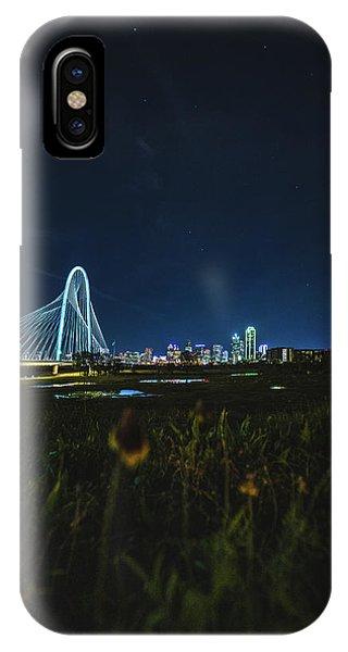 West Dallas Flower IPhone Case