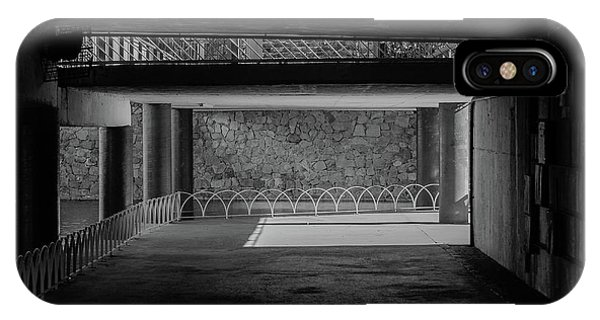 West Park Underpass IPhone Case