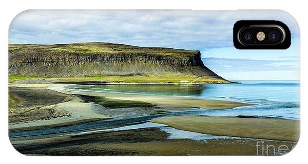 Westfjords, Iceland IPhone Case