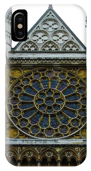 Westminster Abbey 2 IPhone Case