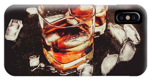 Amber iPhone Case - Wet Bar by Jorgo Photography - Wall Art Gallery