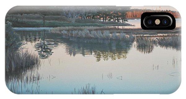 Wetland Reverie IPhone Case