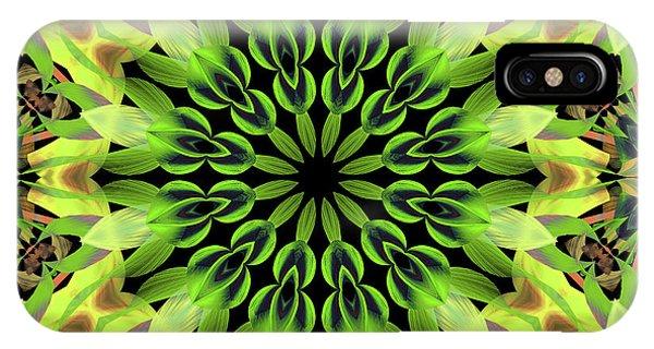 Grenn iPhone Case - Where Sunflowers Grow by Grace Iradian
