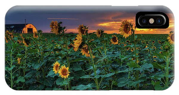 IPhone Case featuring the photograph Whispers Of Summer by John De Bord