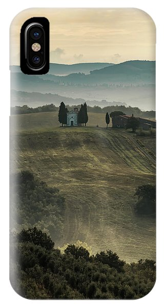 iPhone Case - White Chapel by Jaroslaw Blaminsky
