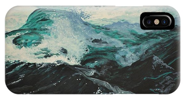 Whitewater IPhone Case