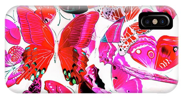 Wings iPhone Case - Wild Vibrancy by Jorgo Photography - Wall Art Gallery