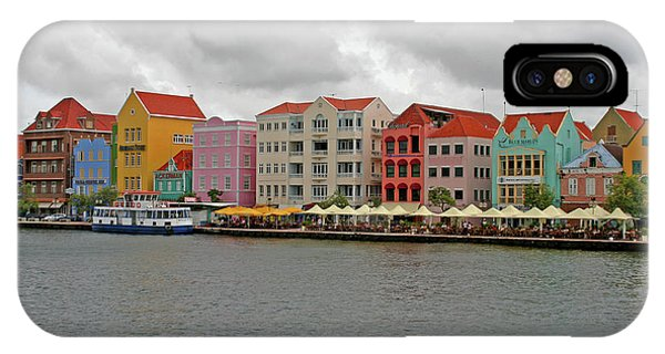 Willemstad, Curacao IPhone Case