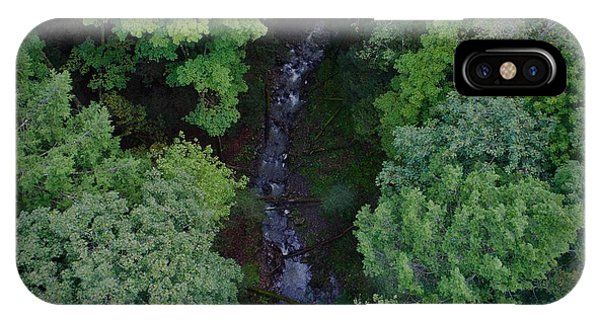 Willow Run Creek IPhone Case