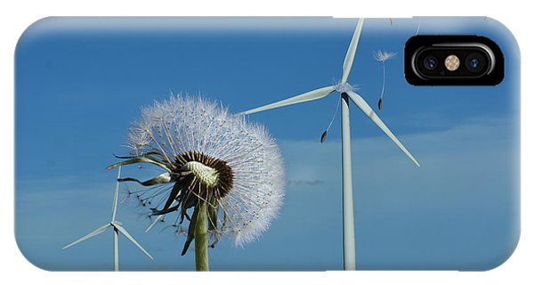 Wind Power IPhone Case