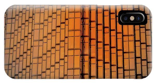 Windows Mosaic IPhone Case