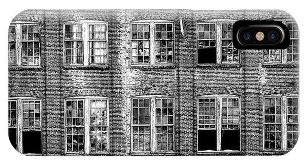Windows Of Old Claremont IPhone Case
