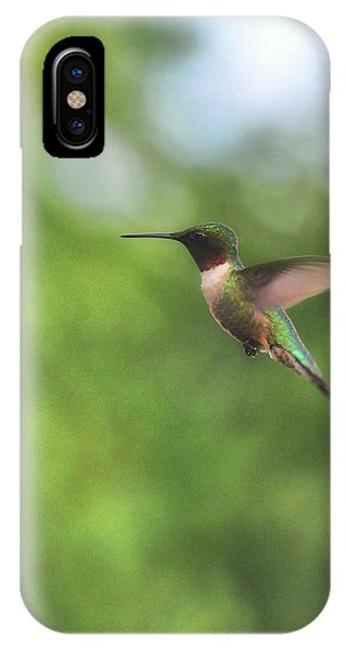 Wings In Motion  IPhone Case