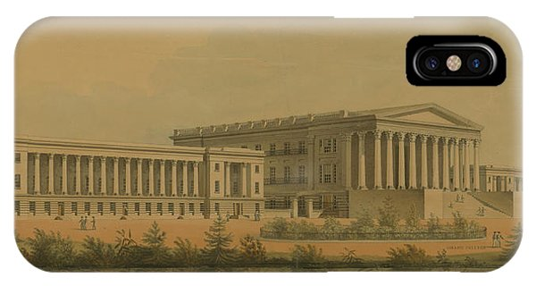 Winning Competition Entry For Girard College IPhone Case