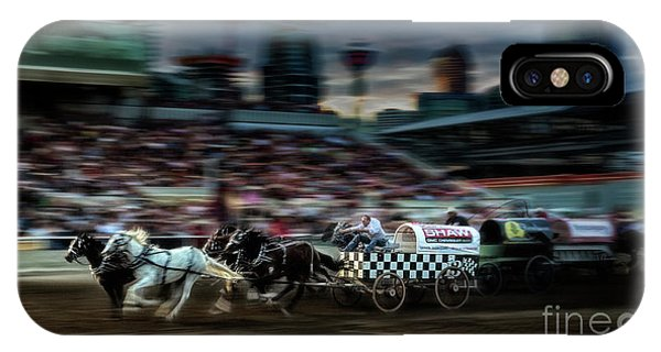 IPhone Case featuring the photograph Winning Finish by Brad Allen Fine Art