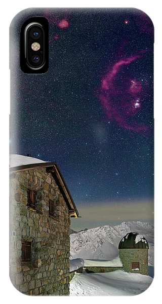 Winter Bounty IPhone Case