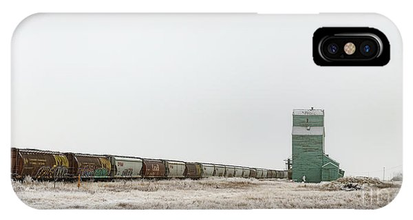 IPhone Case featuring the photograph Winter Sentinel by Brad Allen Fine Art