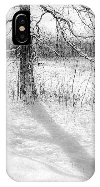Winter Simple IPhone Case