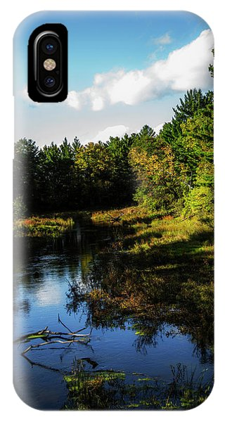 Wisconsin Waterscape IPhone Case