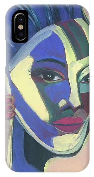 Woman Of Color IPhone Case
