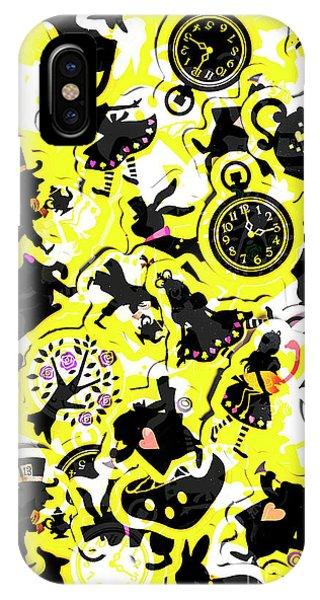 Fairy iPhone X / XS Case - Wonderland Design by Jorgo Photography - Wall Art Gallery