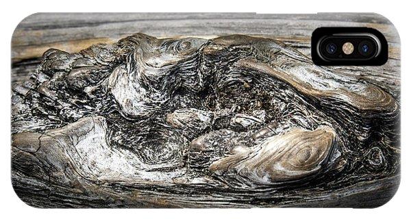 Wood Skine IPhone Case